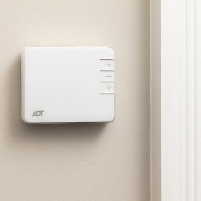 Cincinnati smart thermostat adt